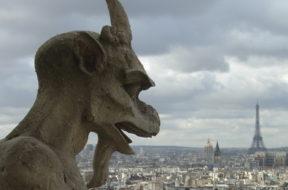 Paris_Gargoyle