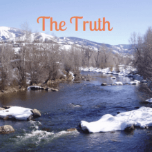 Jesus as The Truth
