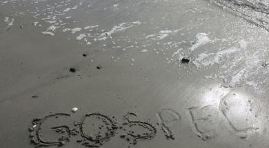 gospel-sand