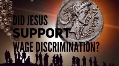 wage discrimination coin and workers