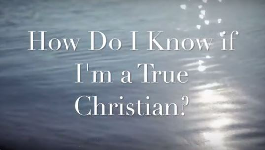 VIDEO:  CQ BIBLE 101 – Am I a True Christian?