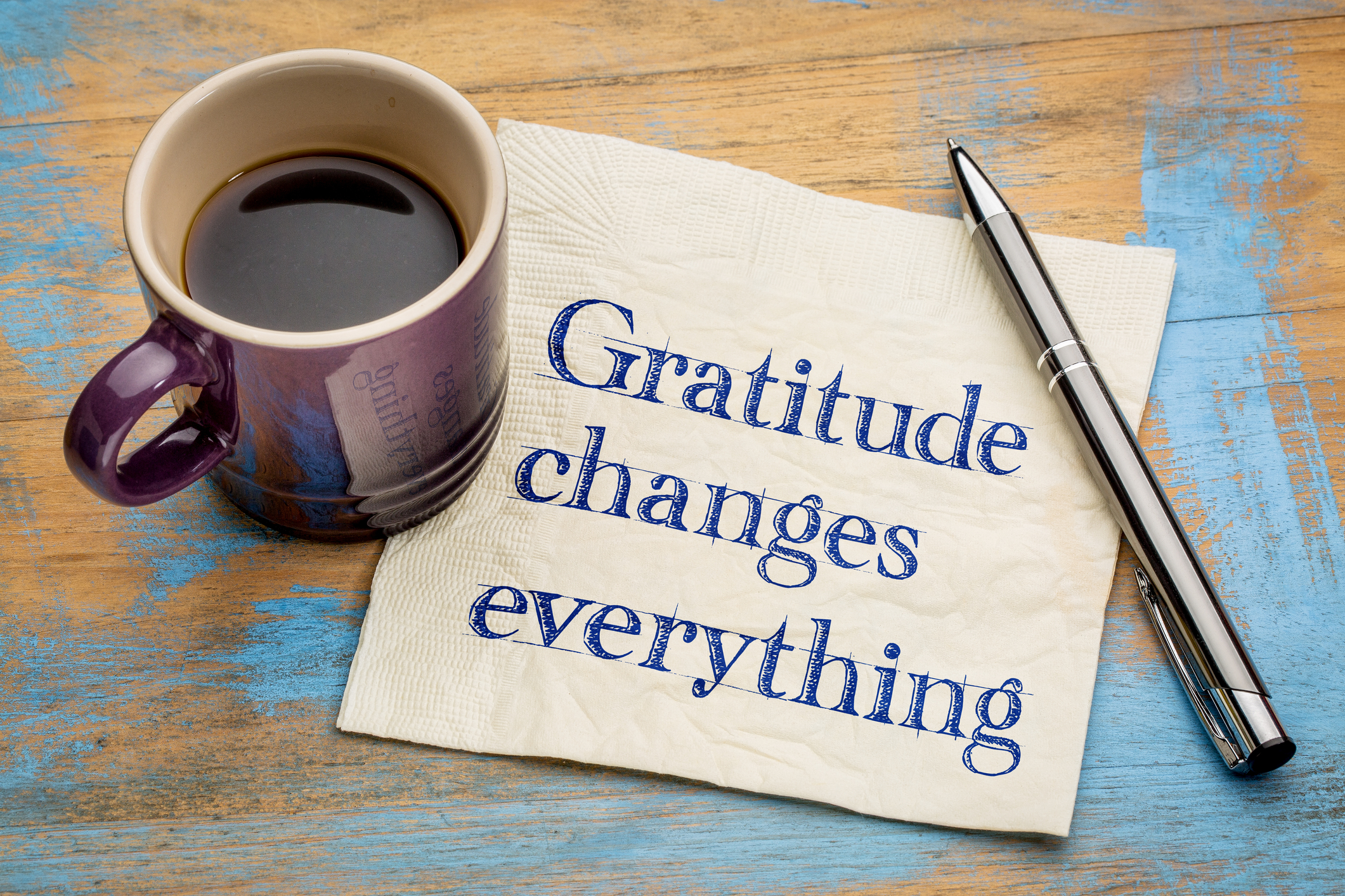 How Do I Make Gratitude My Constant Companion?