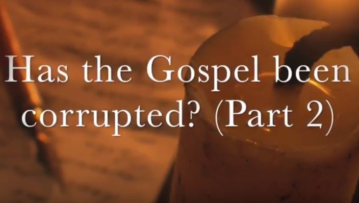 VIDEO: Moments that Matter – Has the Gospel Been Corrupted? (Part II)