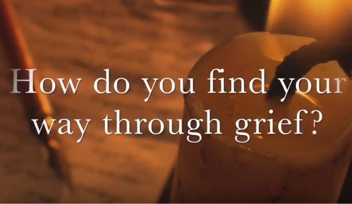 VIDEO: Moments that Matter – How Do You Find Your Way Through Grief?