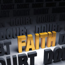 Doubts and Faith