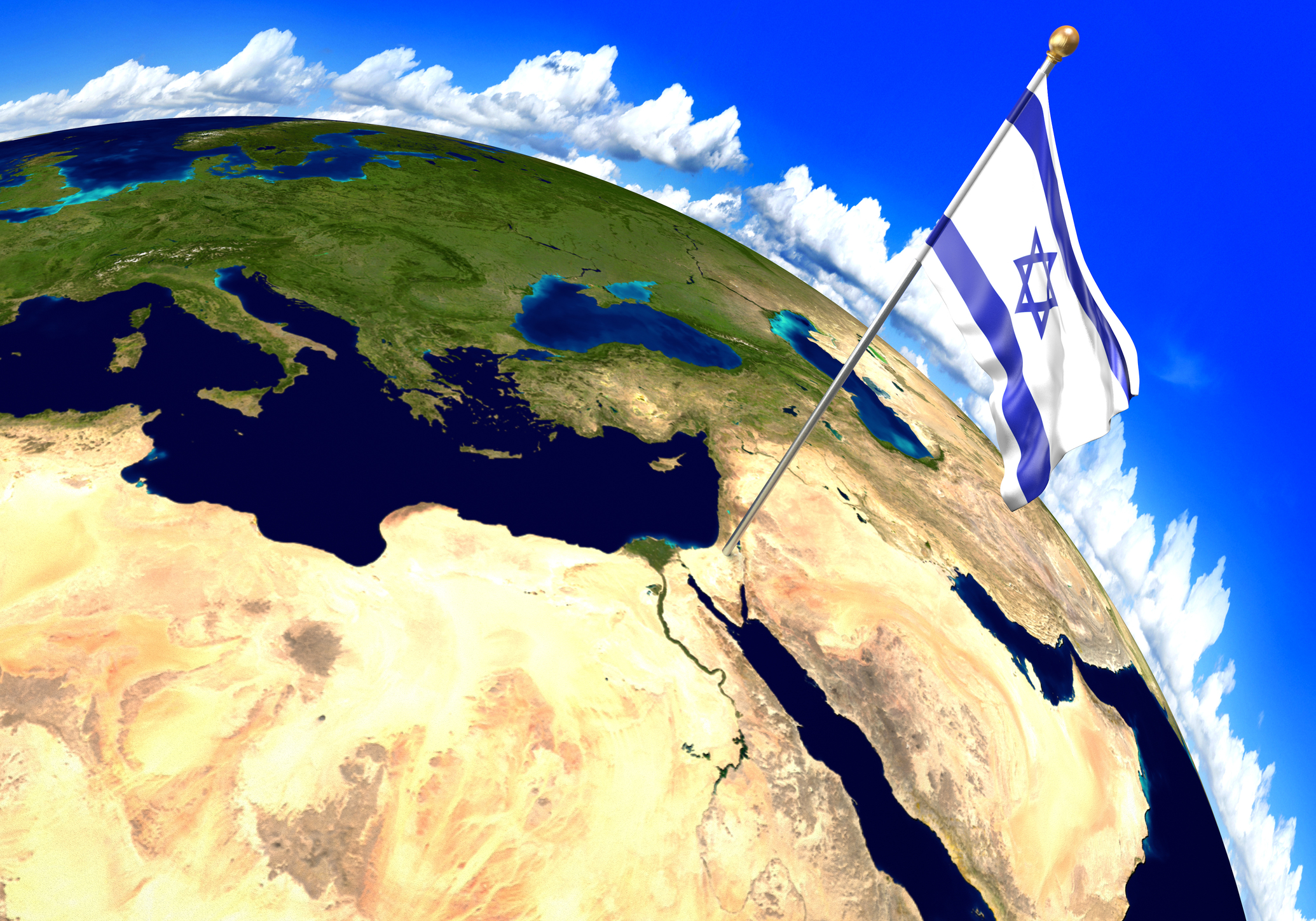 Is Israel a Thorn in the Side of the World?
