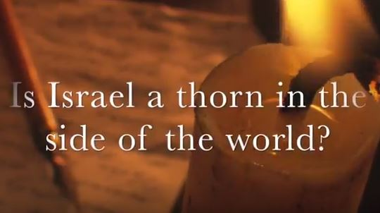 VIDEO: Moments that Matter – Is Israel a Thorn in the Side of the World?