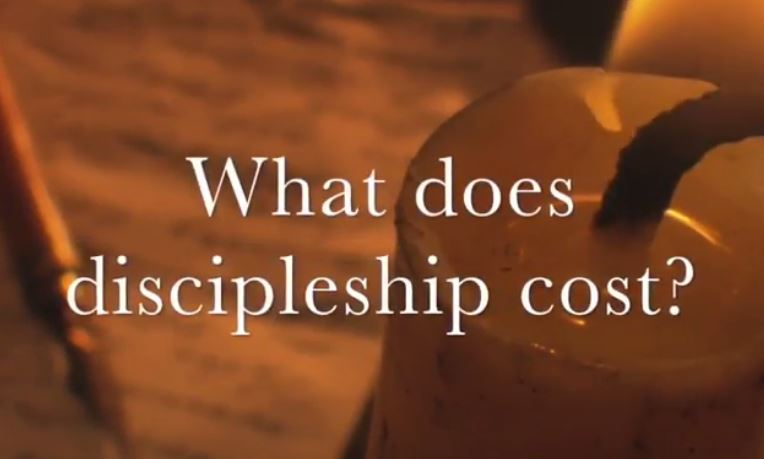 VIDEO: Moments that Matter – What Does Discipleship Cost?