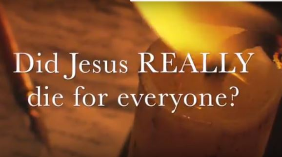 VIDEO: Moments that Matter – Did Jesus REALLY Die for Everyone?