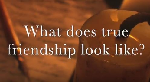 VIDEO: What Does True Friendship Look Like?
