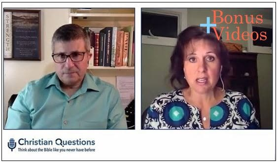 VIDEO: Bonus – Is it God's Fault We Have Evil in This World?