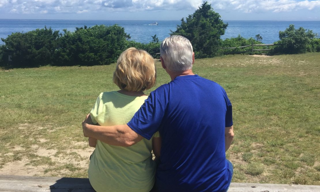 Couple on Martha's Vineyard