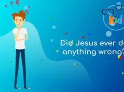 Did Jesus do wrong?