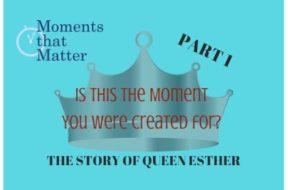 Esther part 1