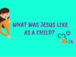 kids what was Jesus like as a child (1)