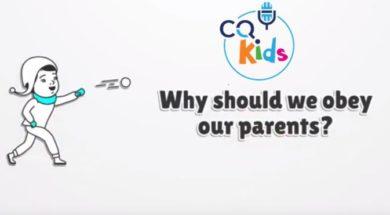 kids obey parents