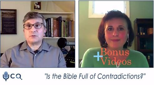 VIDEO: Bonus – Is the Bible Full of Contradictions?
