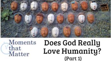 mtm God love humanity pt 1