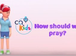kids how should we pray