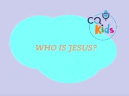kids who is jesus