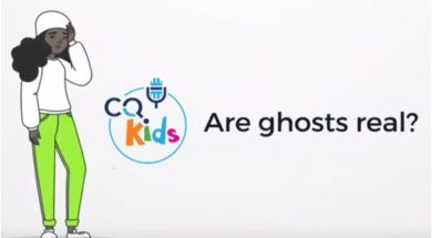 kids ghosts real