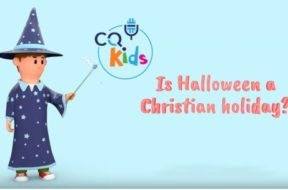 kids halloween a Christian holiday