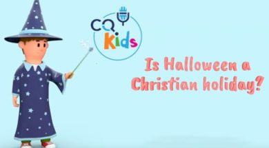 kids halloween a Christian holiday