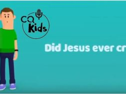 kids – did Jesus ever cry