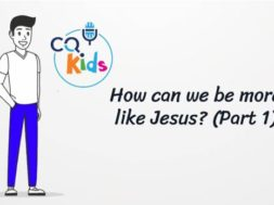 kids more like Jesus part 1