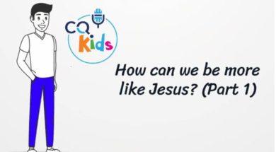 kids more like Jesus part 1