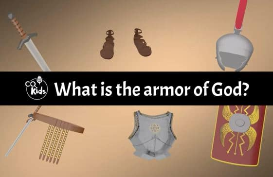 kids armor of God