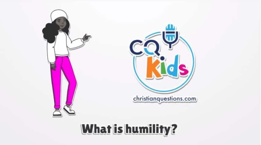 kids humility