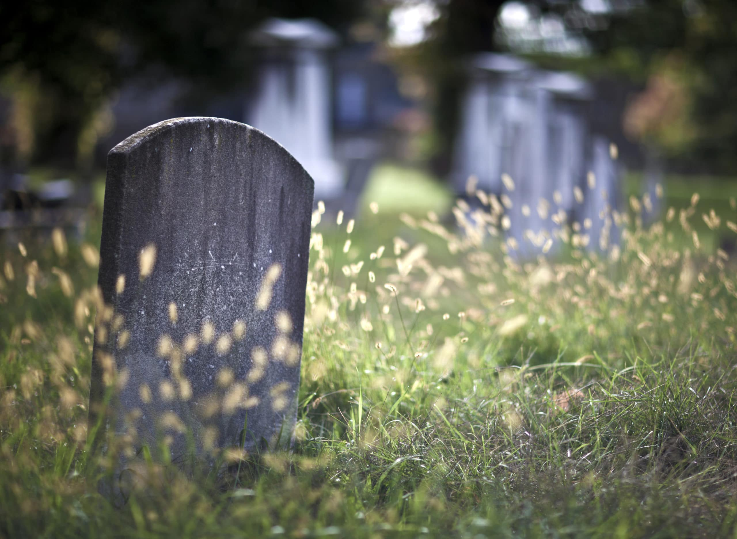 death and the grave