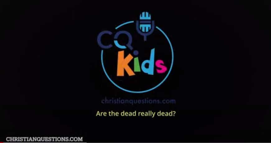 kids dead really dead